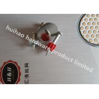 0.300 Insulation Fixing Drive Pins With Plastic Washers For Pneumatic Stapler