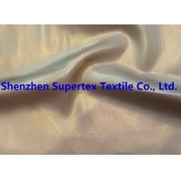 Buy cheap 100GSM Polyester 2/2 Twill Chiffon Golden Foil Print Softer Wash Finish from wholesalers