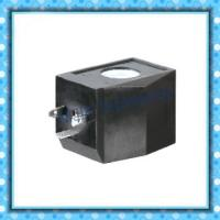 China DIN43650A DC 24V Water Solenoid Valve Normally Open Solenoid Valve wholesale