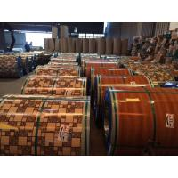 China ASTM A755M/A653M Colour Coated Steel GI GL roll Apply To Corrugated Plate China mill wholesale