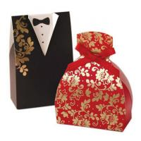Quality Wedding gift box » Elegant Paper Wedding Gift Box (YY-B0315) for sale