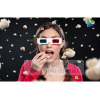 China Unexceptionable XD Cinema System With Animation Scene And Sliver Screen wholesale