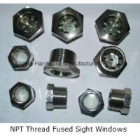 Wholesale threaded sight glass from china suppliers