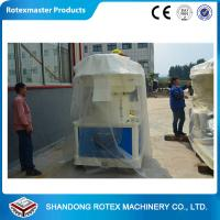 China Ring Die Wood Pelleting Machine , CE Biomass Pellet Making Machine wholesale