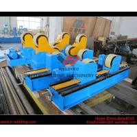 China 20Ton Pipe Roller Stands / Tube Testing Welding Turning Rolls for Energy Industry wholesale