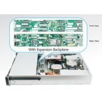 China 2u 12 bays expanson backplane server case on sale