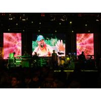 P8 Stage Led Advertising Displays SMD 256mm × 128mm large size