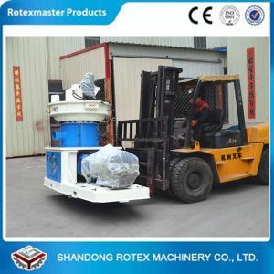 China Automatic wood pellet machine wood chip pellet machine density 1.1-1.3 wholesale