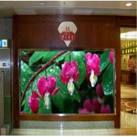 Quality Big P3 LED Display Screen 1R1G1B , LED Stage Display 1200 cd / ㎡ VGA , DVI for sale