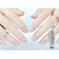 China Free Sample Full Color Nature Multi Color Fast Delivery Glitter Gel Polish wholesale