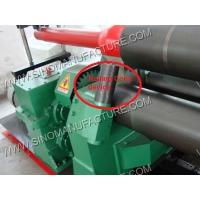 China Cone Plate Rolling Machine on sale