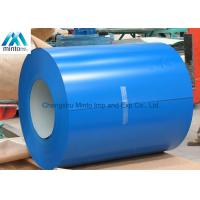 China Prepainted Steel Electrogalvanized Cold Rolled Coil 0.11mm - 1.0mm Thickness wholesale