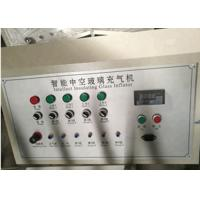 Buy cheap 500x400x220mm Air Filling Machine Gas Charging For Insulating Glass Production from wholesalers