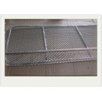 China Health And Safaty Metal Wire Basket With Stainless Steel Used For Putting Fruit wholesale