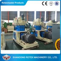 Quality CE ISO Approval Vertical Ring Die Bamboo Powder Pellet Mill Production Line for sale