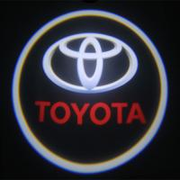 Toyota car accessories led Door Projector Lights car emblem toyota badge door