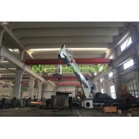 China OUCO 3T30M Telescopic Boom Navy Service Marine Offshore Crane on sale