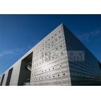 China Perforated Metal Cassette Custom Aluminum Panel for Building Construction wholesale