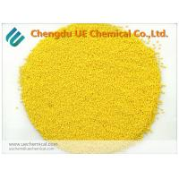 China Yellow sodium sulfate color speckles for detergent, color speckles for washing powder wholesale