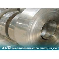China Cold Rolled Titanium Foil Sheet ASTM B265 Pickling / Sand-blasted for Industrial wholesale