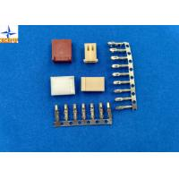 China Brass terminals, mx 2759 Wire to Board Connector Crimp Terminal with 2.54mm Pitch tinned contact wholesale