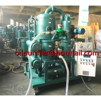 Buy cheap Hot sale! ZYD Vacuum Insulation Oil Flushing Machine,Insulator Oil Dehydration, from wholesalers