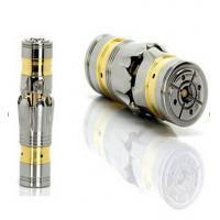 China Rebuildable Maraxus Dry Herb Vaporizers Metal Electronic Cigarette Gold / chrome wholesale