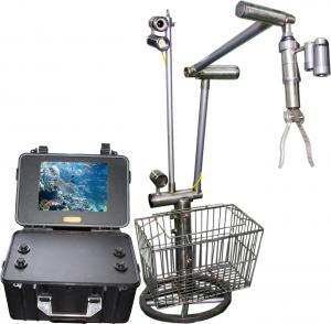 China Fixed 3D Manipulator Arm VVL-SV-E suitable to catch sea cucumber,sea urchins,etc wholesale