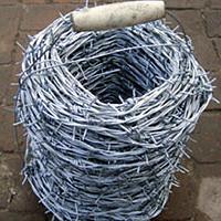 """China Barbed Wire Barbed Spacing:3""""-6"""" wholesale"""