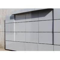 Quality Flat Aluminum Panel For Construction/Curtain Wall/Facade System for sale