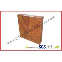 China Envelope Colorful Coated Paper Card Board Cigar Gift Box , Customized Gift Box in Market wholesale