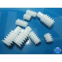 China Wholesale 0.5M standard plastic worm gear with various length for DC motor or gearbox wholesale