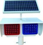 China Safety Solar Warning Sign Aluminium Shell Traffic LED Flashing Signs wholesale