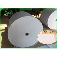 China 70 - 180 GSM Two Sides Uncoated Glossy Offest Printing Paper For Printing wholesale