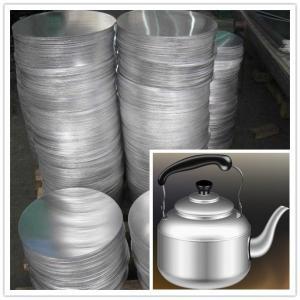 China Kettle Material Aluminium Cutting Disc / Deep Drawing Aluminum Circle 1050  1060  3003 wholesale