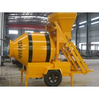 China JZM350 portable electric concrete mixer China concrete mixer with high quality on sale
