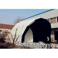 6m Pvc White Inflatable Stage Tunnel Tent for Concert, Music and Event