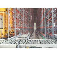 China Horizontal Automated Storage Retrieval System Heavy Duty With Computer Control wholesale