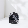 Buy cheap Customize Pattern 56cm Nylon Fabric Camper Cap Print Logo from wholesalers