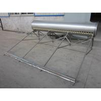 China Stainless Steel Non-pressurized Thermosyphon Solar Water Heater 350L 35 Tubes wholesale