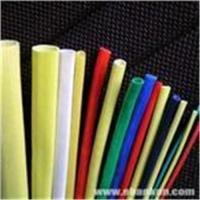 China silicon rubber coated glass sleeving,GLASS FIBER SLEEVE, wholesale