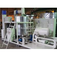 China Stable Running Waste Oil Refinery Machine For Hydraulic Oil / Heavy Fuel Oil on sale