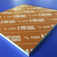 China High Precision Cast Aluminum Plate ACP 5080 Aluminum Sheet 5083 Ultra Smooth Surface wholesale