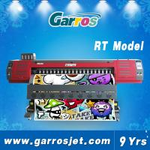 China Large Format DX5 Head 1440dpi Eco Solvent Printer Brand Garros wholesale