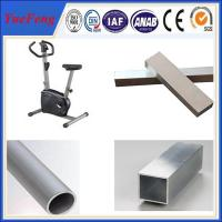 China 2015 new products aluminum tube aluminum profiles for gym equipment on sale