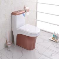 China Traditional Design Sanitary Ware Ceramic Porcelain Toilet set wholesale