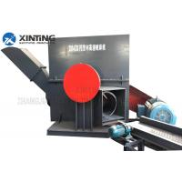 China KS fast pipe grinder for big plastic pipe big capacity fast speed pipe shredder wholesale