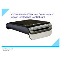 China Contact IC Card + Contactless Card reader writer on sale