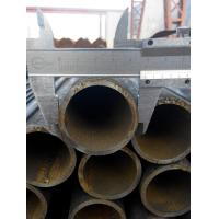 China 6M - 12M Length Round ERW steel pipe / cold drawn steel tubes DN40 wholesale