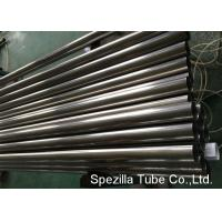 China BWG14 Duplex SS Pipe,1.4462 duplex stainless steel Pipe Tube Polished Surface For Heat Exchanger on sale